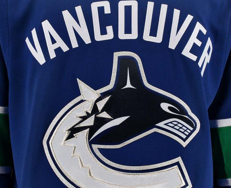 Vancouver Canucks #40 Elias Pettersson Hockey NHL Official Fanatics Men Blue Jersey