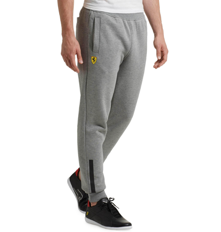 Ferrari Sweat pants-grey-Men