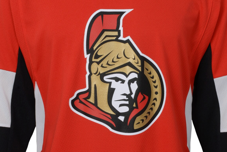 Ottawa Senators Reebok Branded NHL® Toddler Jersey - Kids - Red