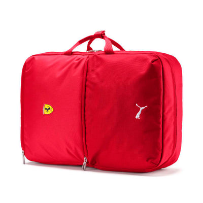 2019 Puma Scuderia Ferrari Lifestyle Backpack - Men - Red - FanaBox