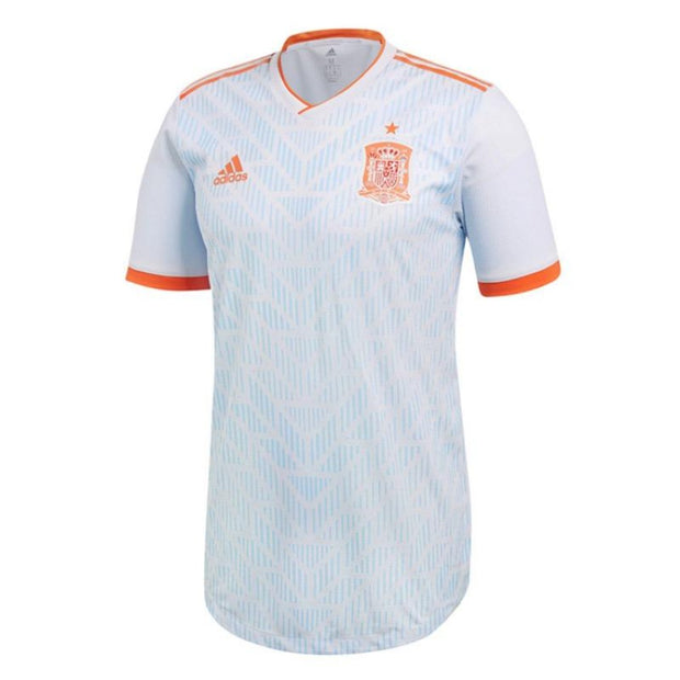 2018 FIFA World Cup Russia Adidas Spain Away Jersey - Men - FanaBox