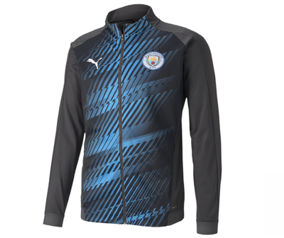 Manchester City Sweater - Men - Grey