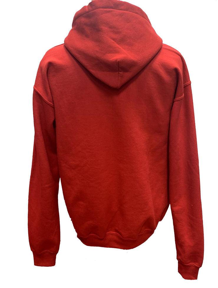 Team Canada Hockey Hoodie - Youth - Red back