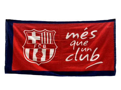 Beach Towel FC Barcelona - Accessories
