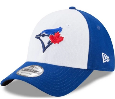 Toronto Blue Jays New Era Alternate 3 The League 9FORTY Adjustable Hat - Men - White & Blue