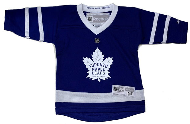 Reebok Toronto Maple Leafs Jersey - Infants - Blue