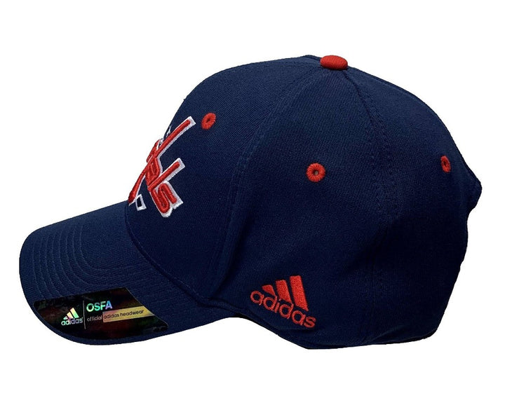 Washington Capitals Adidas Cap - Men - Navy
