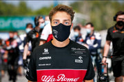 Alfa Romeo Racing F1™ Team ORLEN Covid-19 Protective Mask Adult Size - Accessories - Black