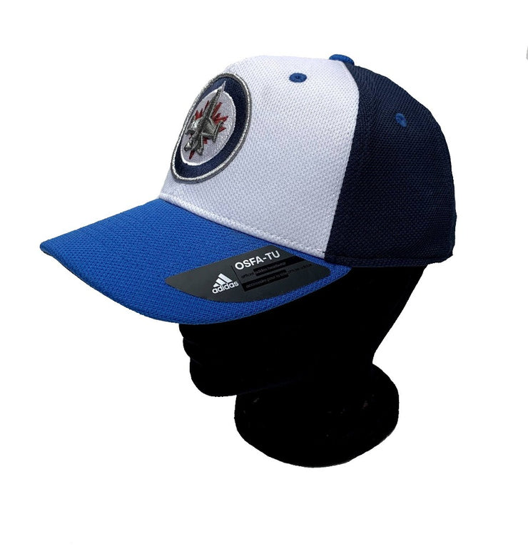 Winnipeg Jets Adidas Cap Men LEft
