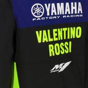 Valentino Rossi 46 Dual VR 46 Yamaha Softshell jacket - Men - Black