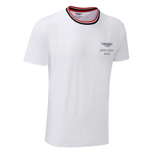 Aston Martin Racing T-Shirt - Men - White - FanaBox