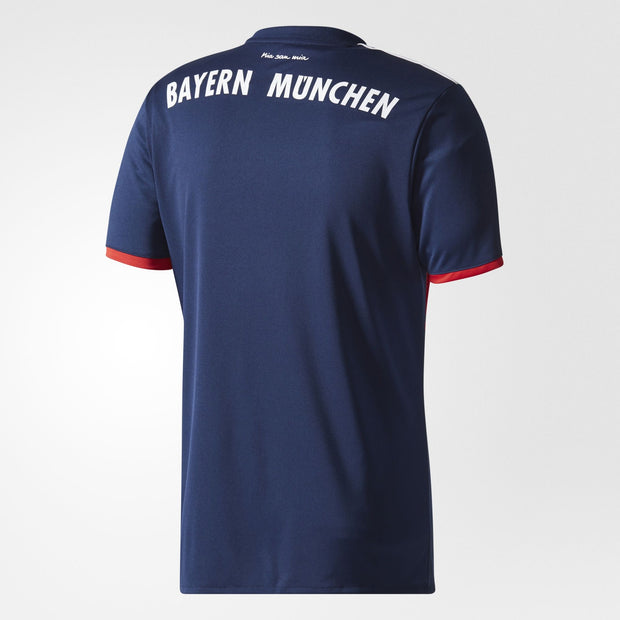 Authentic Adidas Bayern Munich Men Jersey Blue Kit