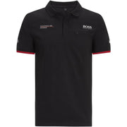Porsche Motorsport Polo - Men - Black