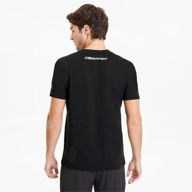 Alexander McQueen by Puma BMW ///M Motorsport Men's Graphic Logo T-Shirt - Men - Black