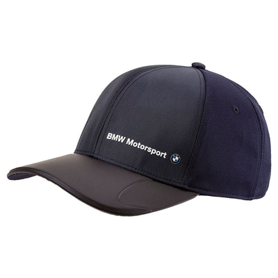 BMW Motorsport Speed Cat Evo Puma Baseball Cap - Men - Blue - FanaBox