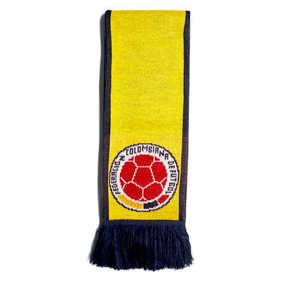 2018 FIFA World Cup Russia Adidas Colombia Scarf - FanaBox