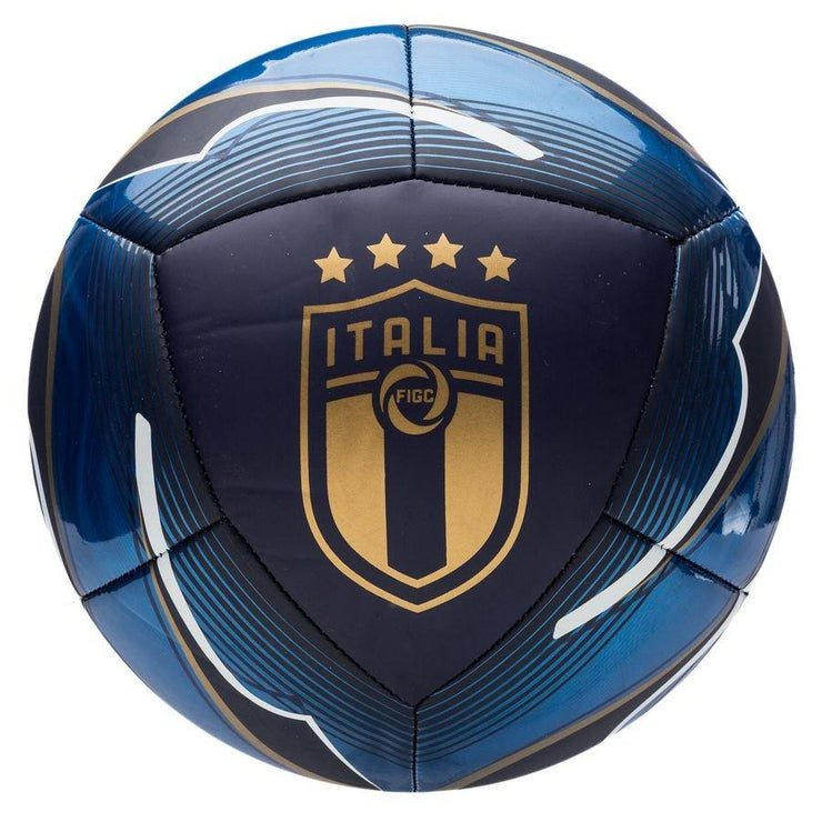 FIGC Puma Italia Ball Mini - Accesories - Navy