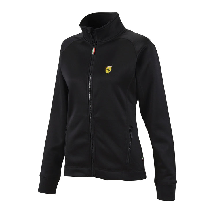 Scuderia Ferrari Power Stretch Jacket - Women - Black