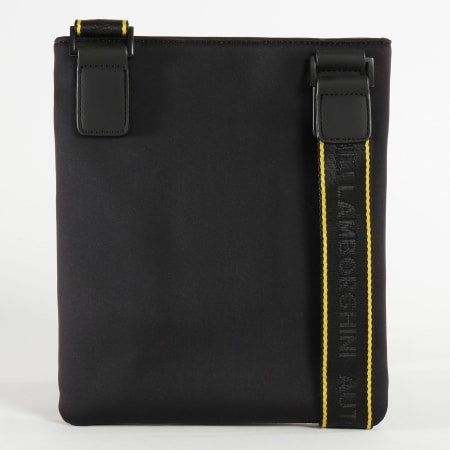 Lambirghini Men or Women Satchel - Accessories - Black