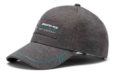 2019 2020 Puma Mercedes AMG Motorsport BB cap  - Men - Charcoal Grey - FanaBox