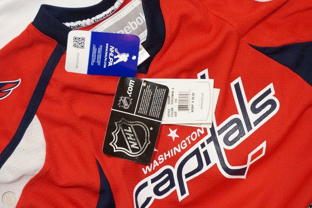 Washington Capitals Jersey - Kids - Red