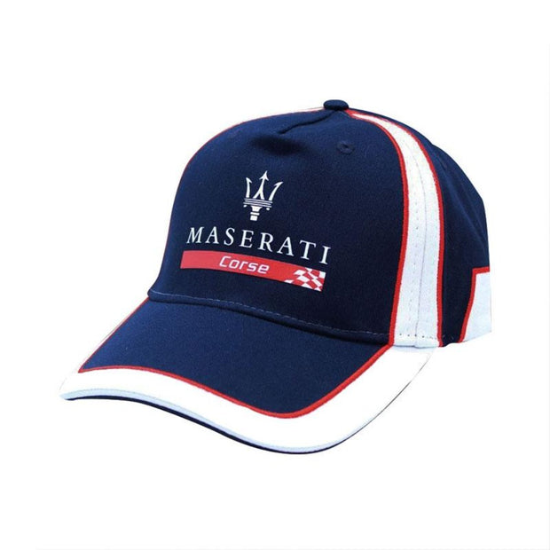 Maserati Corse Cap - Kids - Blue - FanaBox