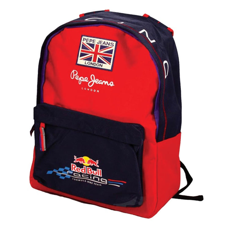 Red Bull Racing Pepe Jeans Bag - Accessories - Red and Blue - FanaBox