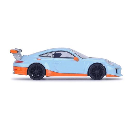 Porsche 911 Tiny Gulf Racing Diecast Model Car 1:64 Scale Spark Minimax - Accessories