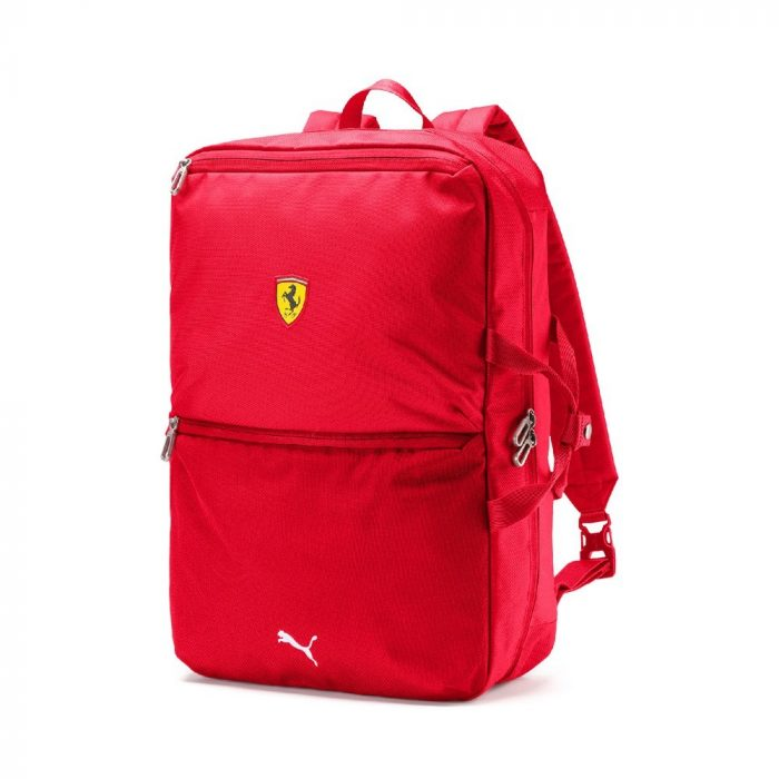 Puma Scuderia Ferrari F1™ Laptop Lifestyle Backpack - Men - Red