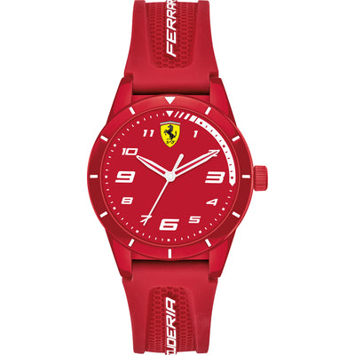 Scuderia Ferrari Rever Y watch - KIDS - RED