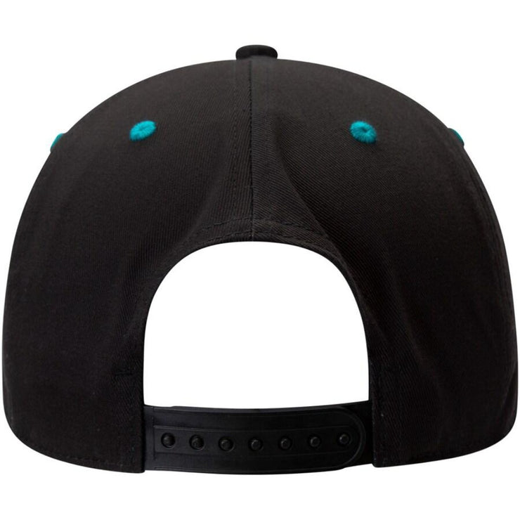 Adidas San Jose Sharks NHL Adjustable Cap - Men - Black