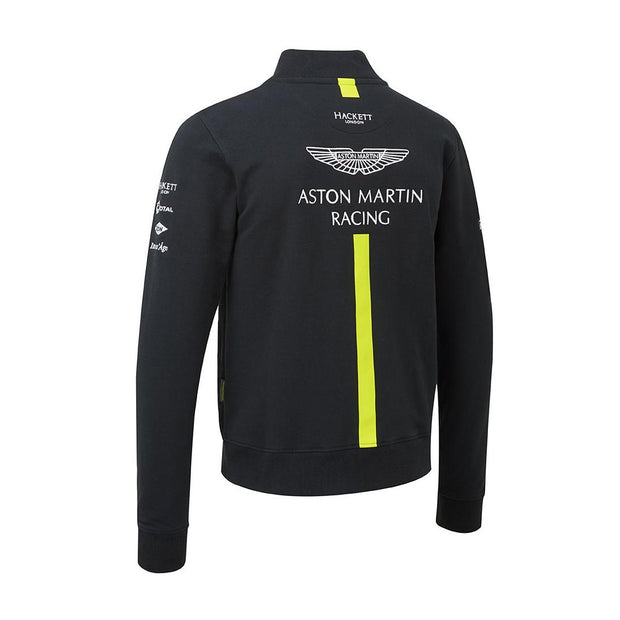 Aston Martin Sweatshirt - Men - Navy Blue