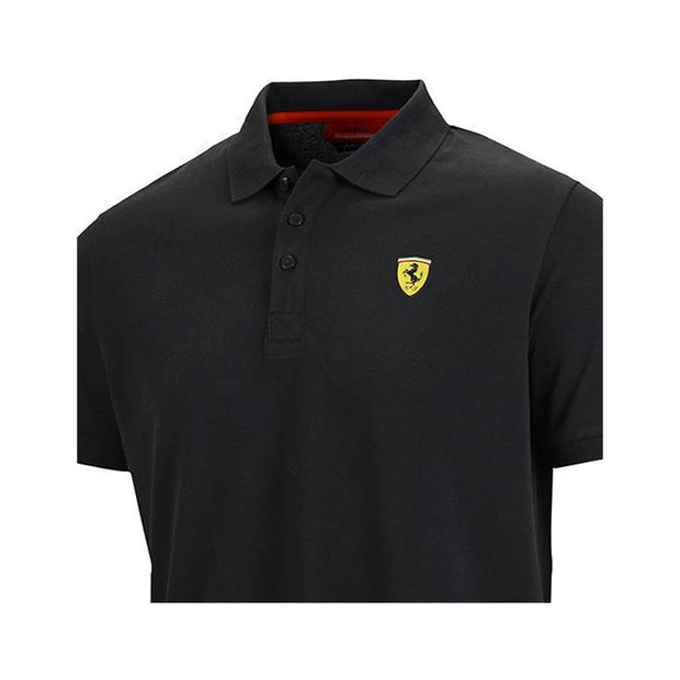 Fan-Wear-Ferrari-F1-KIDS-Classic-Polo-Shirt