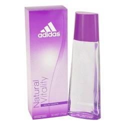 Adidas Natural Vitality Eau De Toilette Spray By Adidas