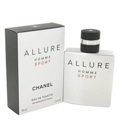 Allure Sport Eau De Toilette Spray By Chanel