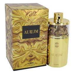 Ajmal Aurum Eau De Parfum Spray By Ajmal