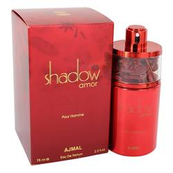 Ajmal Shadow Amor Eau De Parfum Spray By Ajmal