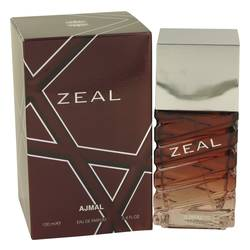 Ajmal Zeal Eau De Parfum Spray By Ajmal