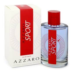 Azzaro Sport Eau De Toilette Spray By Azzaro