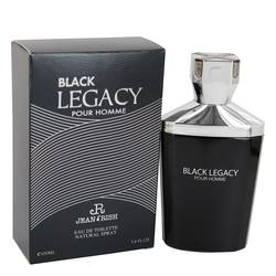 Black Legacy Pour Homme Eau De Toilette Spray By Jean Rish