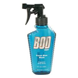 Bod Man Fresh Blue Musk Body Spray By Parfums De Coeur