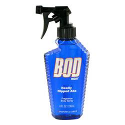 Bod Man Really Ripped Abs Fragrance Body Spray By Parfums De Coeur