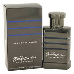 Baldessarini Secret Mission Eau De Toilette Spray By Hugo Boss