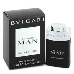 Bvlgari Man Black Cologne Mini EDT By Bvlgari