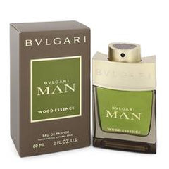 Bvlgari Man Wood Essence Eau De Parfum Spray By Bvlgari