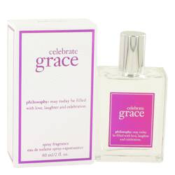 Celebrate Grace Eau De Toilette Spray By Philosophy