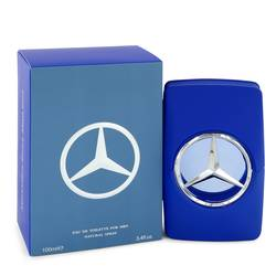 Mercedes Benz Man Blue Eau De Toilette Spray By Mercedes Benz