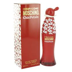 Cheap & Chic Petals Eau De Toilette Spray By Moschino
