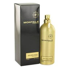 Montale Golden Aoud Eau De Parfum Spray By Montale