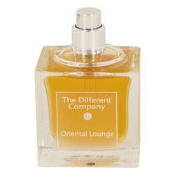 Oriental Lounge Eau De Parfum Spray (Tester) By The Different Company